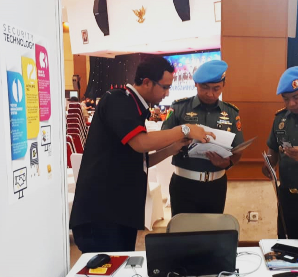 HITECH Security Exhibition 2019, Jakarta