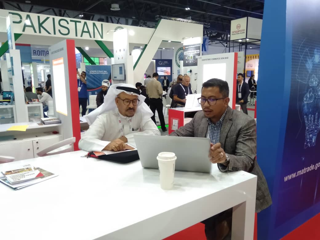 GITEX Technology Week 2019 , Dubai